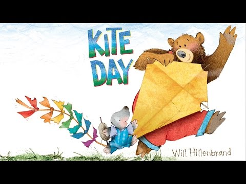 2016: Will Hillenbrand reads Kite Day