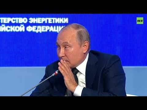 Путин пошутил о планах России по «вмешательству» в американские выборы 2020 года