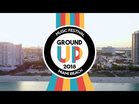GroundUP Festival 2018 Lineup Launch