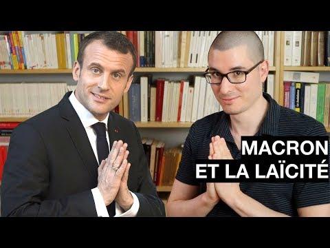 Macron et la Laïcité [Religion & Politique]