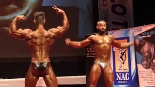 Winning My First Bodybuilding Show At 17 - Ben Zano Mr.Israel Champion