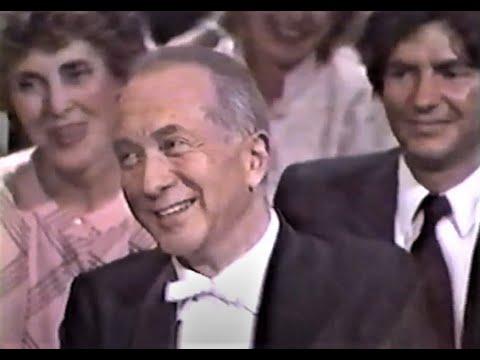 Alexis Weissenberg (+ Domingo, Karajan, Mutter, Rampal, Moll, Lagoya, Katsaris, etc) (mai 1985)