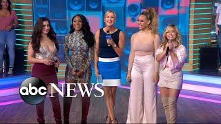 Fifth Harmony's Normani Kordei sends message to Hurricane Harvey victims