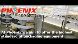Phoenix PRRA-4000 top cap dispensing system