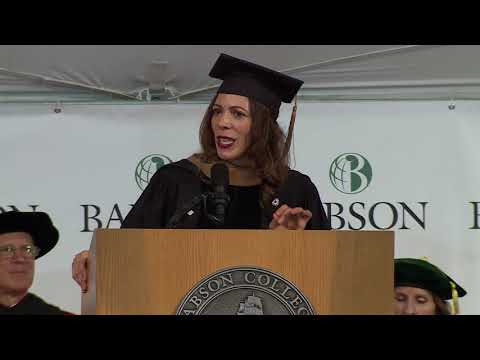 Linda Rottenberg's Commencement Speech at Babson College
