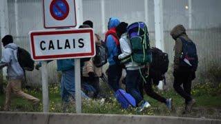 أخبار عالمية : فرنسا تبدأ إخلاء مخيم الغابة للمهاجرين في كاليه