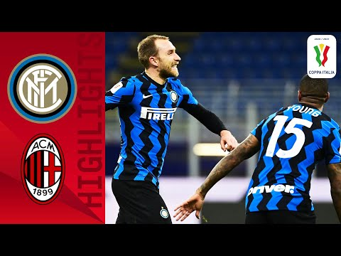 Inter AC Milan Goals And Highlights