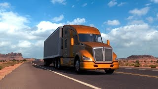 American Truck Simulator   In Virtual Reality