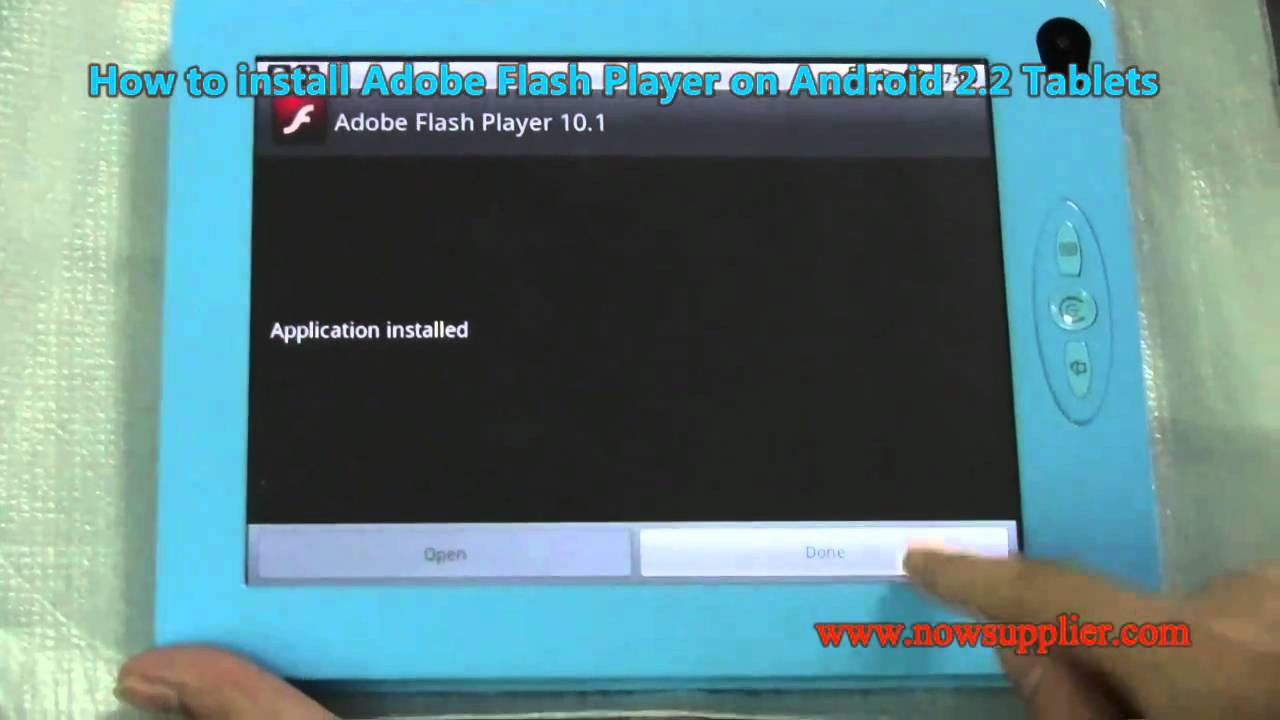 download flash share for android 2.2.1
