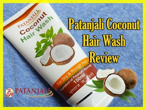Patanjali Coconut Hair Wash Review | Special for Dry & Rough Hair | Indian Mom on Duty