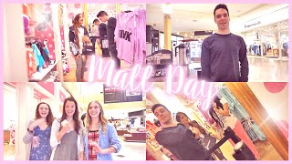 Mall Day With Gabi Demartino, Brandon & Allie