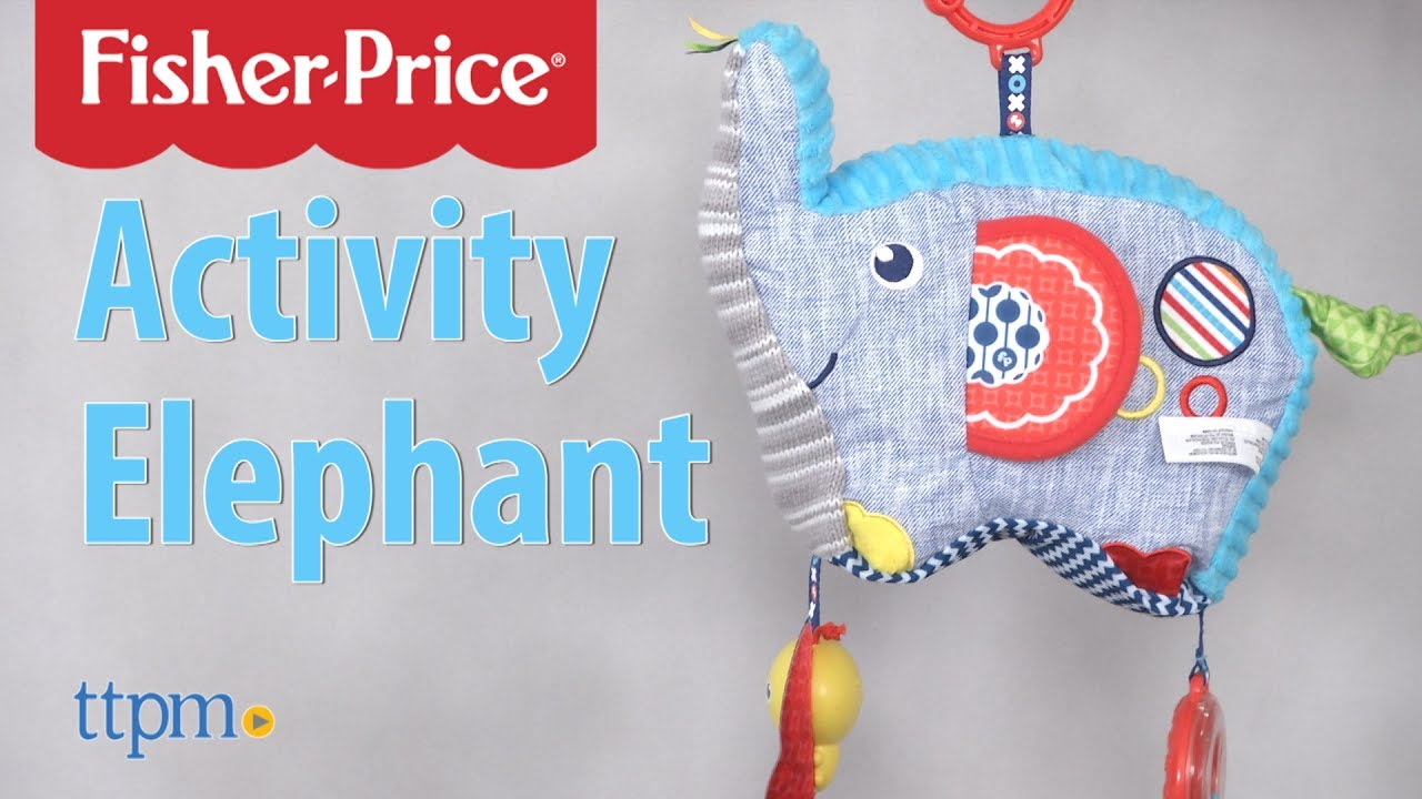 Activity Elephant from Fisher-Price - YouTube