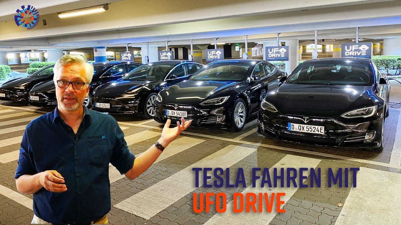 UFO Drive: E-Autos einfach mieten