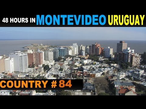 A Tourist's Guide to Montevideo, Uruguay