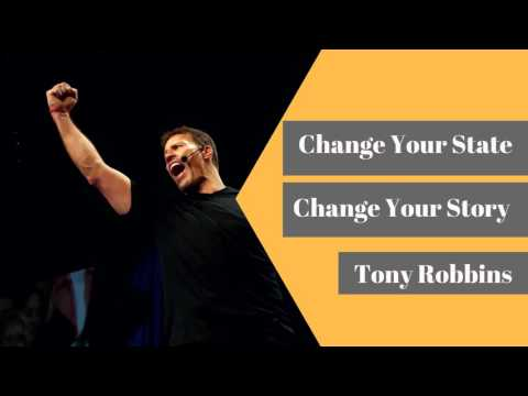 Change Your State, Change your Story |Tony Robbins in Australia #2