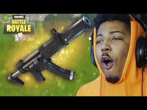 """NEW SILENCED SMG?? TIME TO """"SILENCE"""" THESE BOYS! GET IT? 