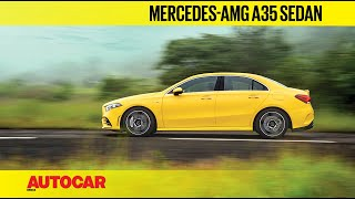 2021 Mercedes-AMG A35 Sedan review - The AMG experience starts here | First Drive | Autocar India