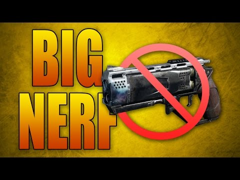 MARSHAL 16 AND OPTICS NERF! (Huge New Black Ops 3 Update)
