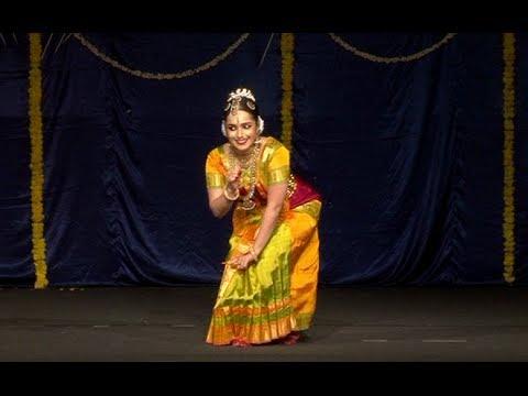 Vishamakara Kannan Bharatanatyam Dance