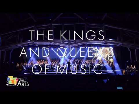 CFCArts presents Icons: A Salute to the Kings & Queens of Music