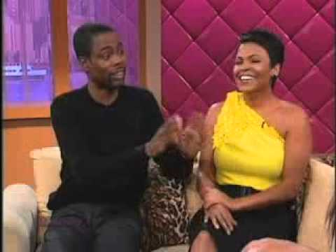 Chris Rock Gave Nia Long A Fake Number On Purpose Because She Said This About Dick!