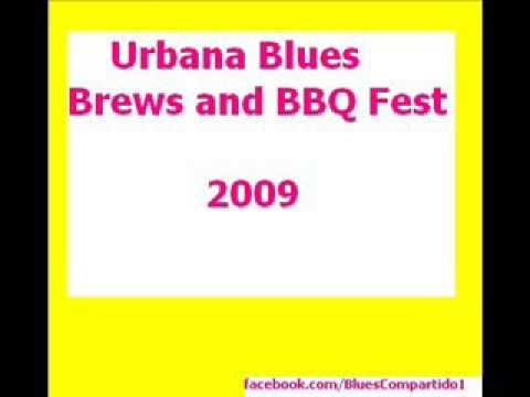 Urbana Blues, Brews, and BBQ Festival - 2009