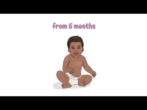 Breastfeeding As Baby Grows