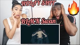 BTS (방탄소년단) 'Black Swan' Art Film performed by MN Dance Company | REACTION!!!