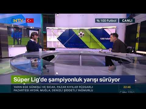 Murat Kosova ve Rıdvan Dilmen ile %100 Futbol (6 Mart 2020)