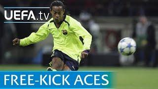 Carlos, Ronaldo, Beckham: Free-kick aces