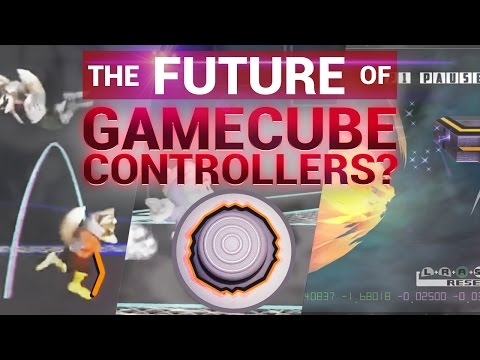 The future of Gamecube Controllers? - Notch showcase - Leffen