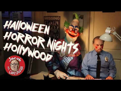 Halloween Horror Nights - Universal Studios Hollywood - All Mazes