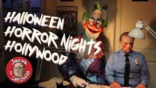 Halloween Horror Nights - Universal Studios Hollywood - All Mazes