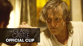 "The Glass Castle (2017) Official Clip ""Arm Wrestle"" – Brie Larson, Woody Harrelson, Max Greenfield"