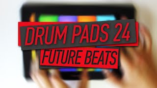 Drum Pads 24 Future Beats By UNFITMAX