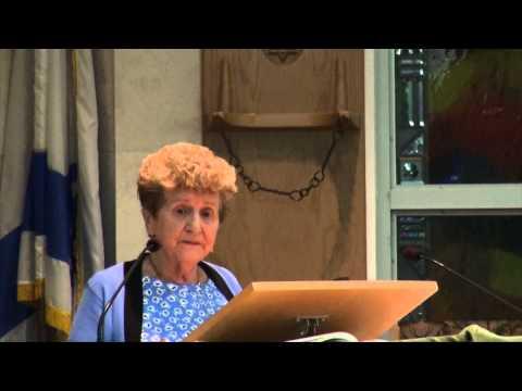 Yom Hashoah 2015 At South Huntington Jewish Center