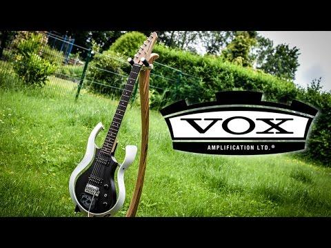 Vox STARSTREAM modelling guitar - IN DEPTH Review