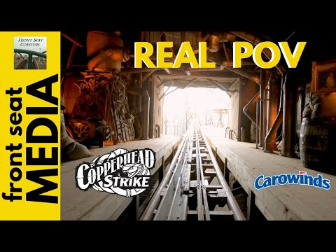 Repeat Copperhead Strike Testing POV Breakdown! by Thrill