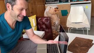 """New MacBook Air 13"""" Retina (A1932) unboxing"""