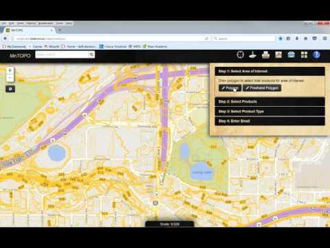 Download LIDAR Data