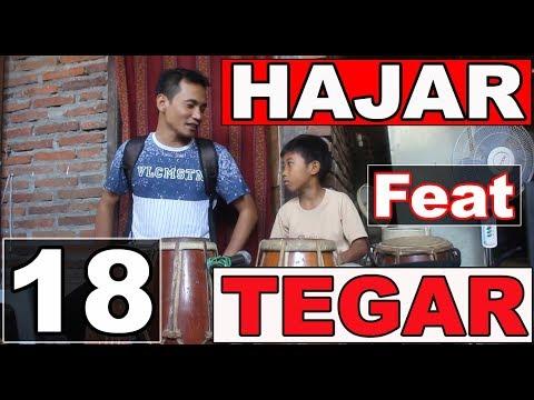 HAJAR PAMUJI Feat TEGAR Gendang Cilik - SUKET TEKI (Cover By Albert Kiss) #18
