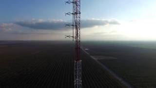 FM Antenna and Tower Inspection with a UAV