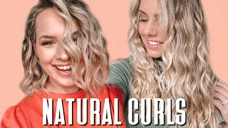 "Hairstylist Tries ""Faux Natural Curls"" Tutorial - Kayley Melissa"