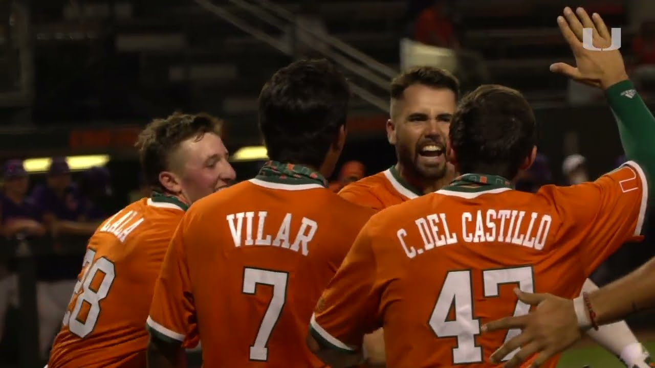 Download Highlight Reel: Canes Sweep Clemson   4.19.21