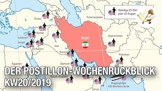 Der Postillon Wochenrückblick (13. - 18. Mai 2019)