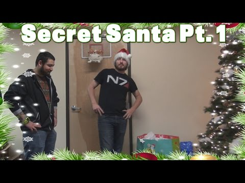 HANDYMAN KEVIN - 2014 Secret Santa Present Openings Pt. 1 of 3