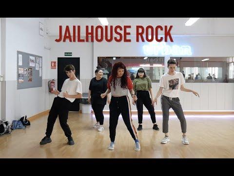 "Sarah Coral - ""Jailhouse Rock"" Elvis Presley"