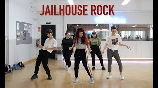 Sarah Coral - Jailhouse Rock Elvis Presley