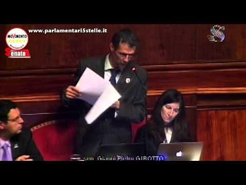 """Riforme, Girotto (M5S): """"Il Primo A Non Rispettare Le Leggi è Proprio Il Governo"""""""