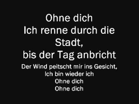 Buck Dich (English) lyrics by Rammstein - original song ...